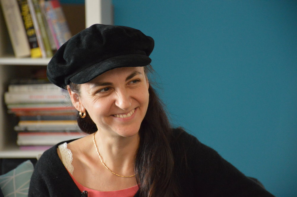 ISTANBUL ECHOES_director_Giulia Frati.JPG