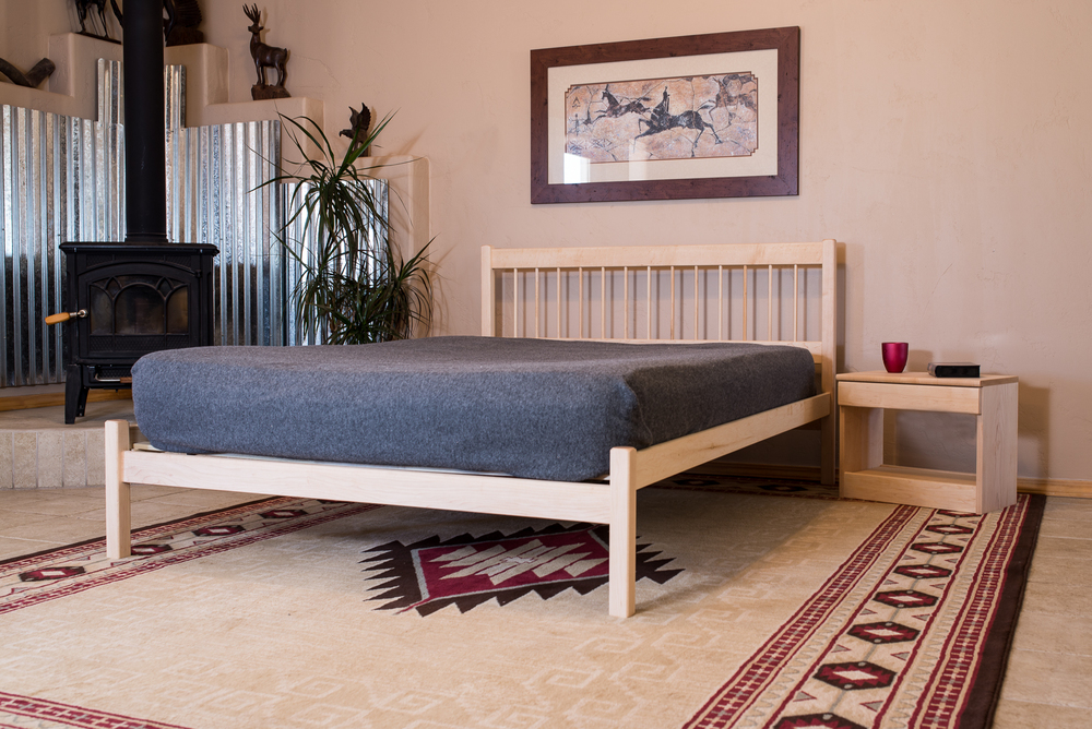 Platform Beds — Dave Cady\'s NOMAD FURNITURE