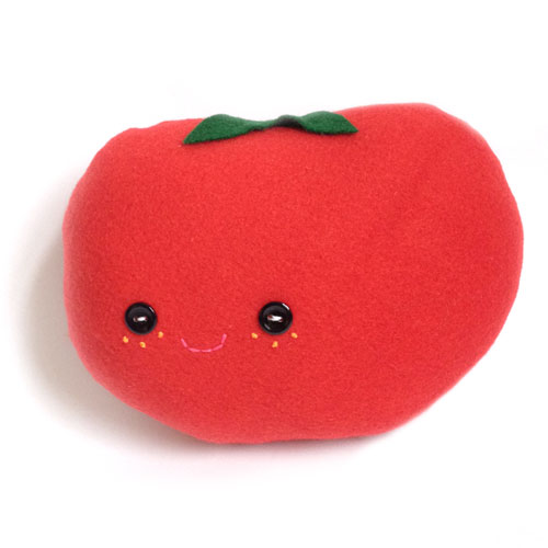 mini tomato plush