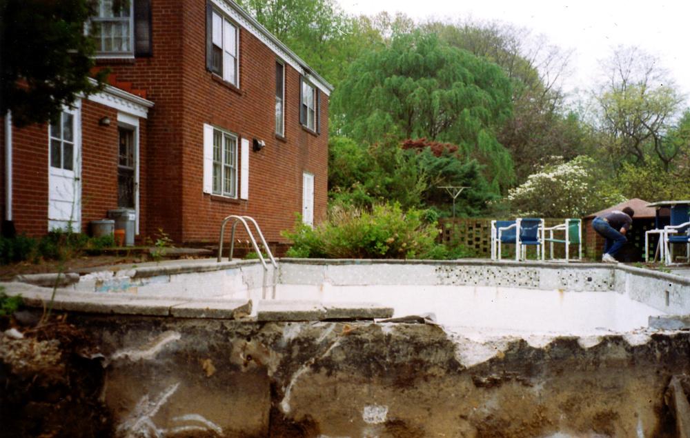 Swimming Pool Removal Ferrick Construction Company Inc