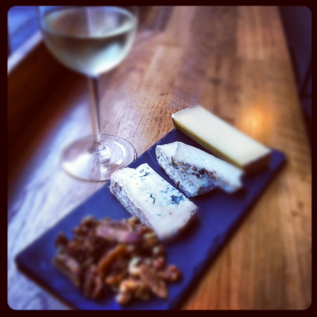 Wine & Cheese at Notes