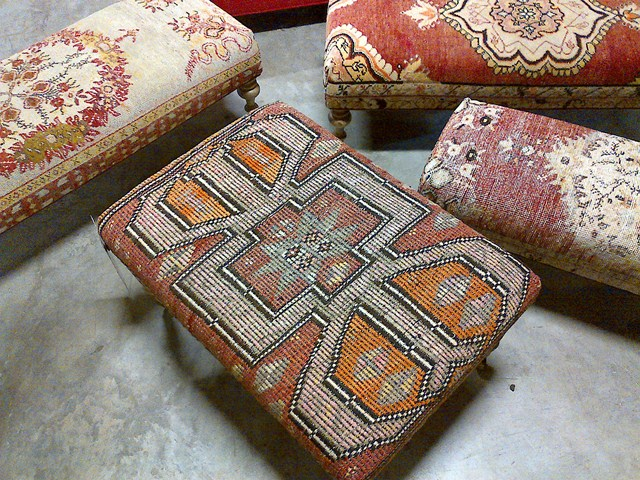 Antique Rug Items