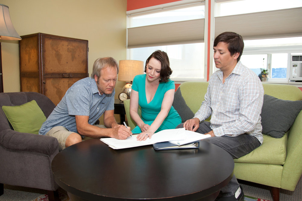 Jeff and Elizabeth Steen help area business owners who have been audited for workers compensation insurance and risk classification payments by the Washington State Dept. of Labor & Industries.