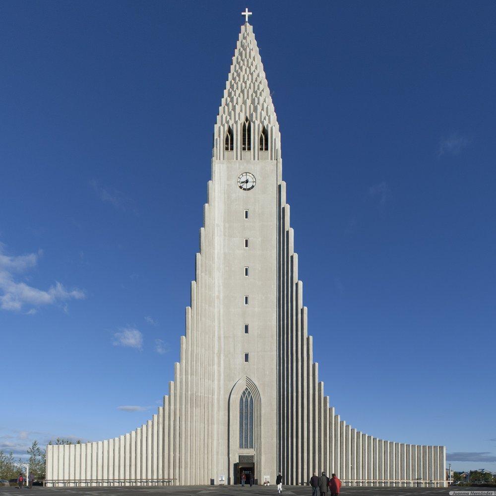 Hallgrímskirkja - Hallgrímstorg 101, 101 Reykjavík, Iceland