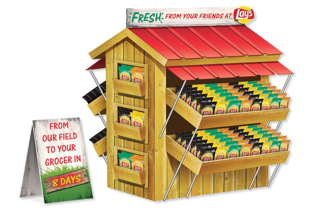 Client: Frito/Marketing Arm