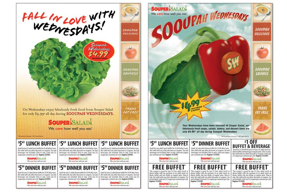 Client: Souper Salads