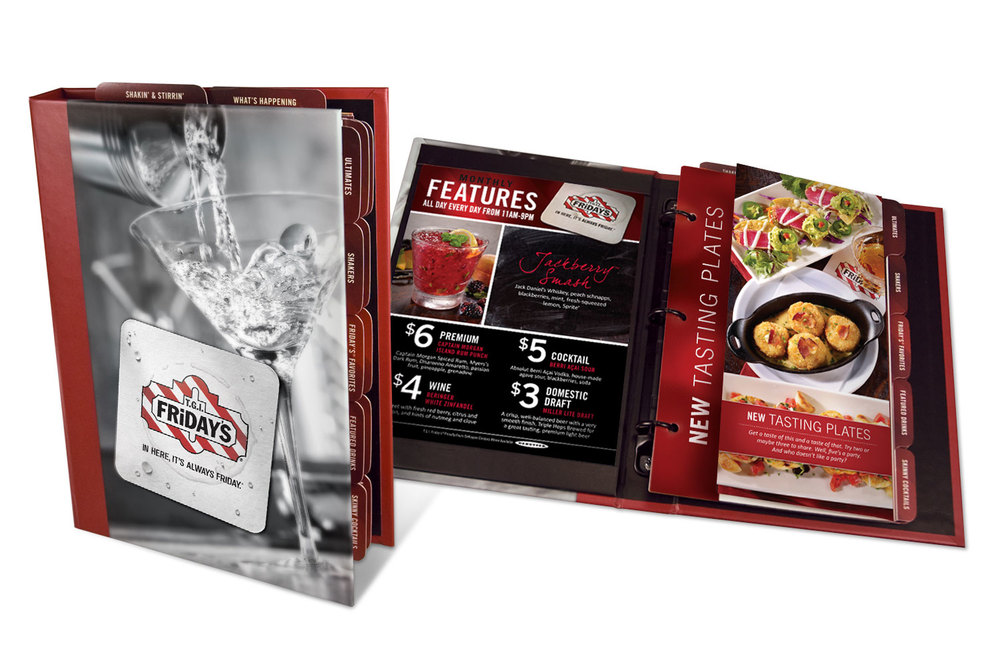 Client: TGI Friday's