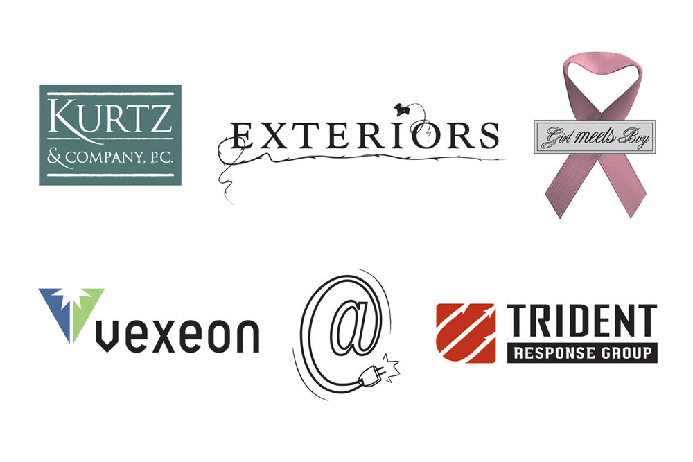 Various Client Logos