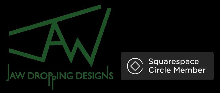JAW Dropping Designs Squarespace Circle Member
