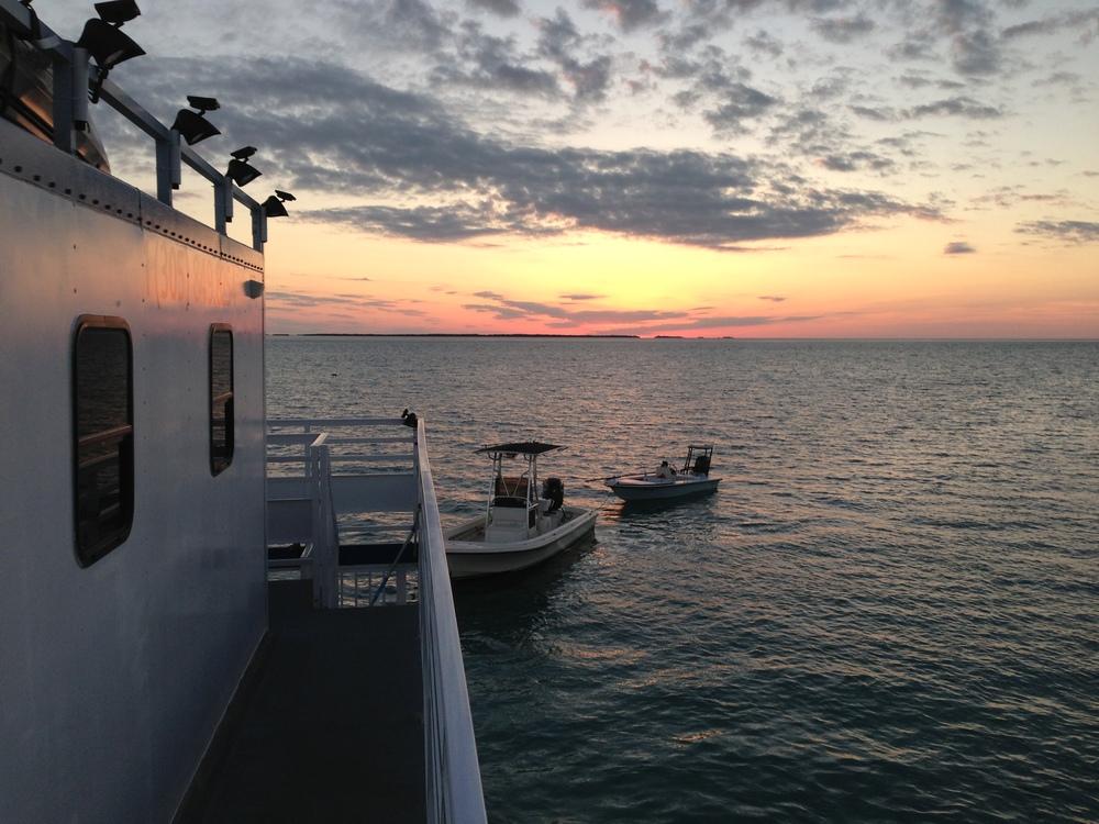 Sunset Near Raccoon Key
