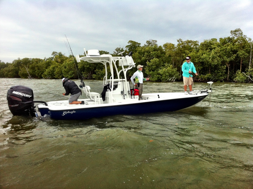 The scoop for Chokoloskee fishing report