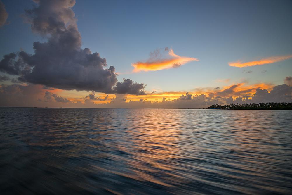 Sunrise in Islamorada