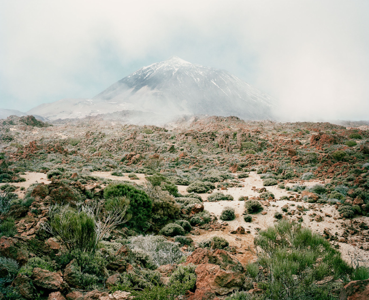 El Teide, view #03  by Meike Nixdorf