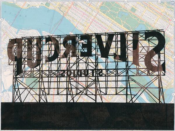 Silvercup Studios  by William Steiger