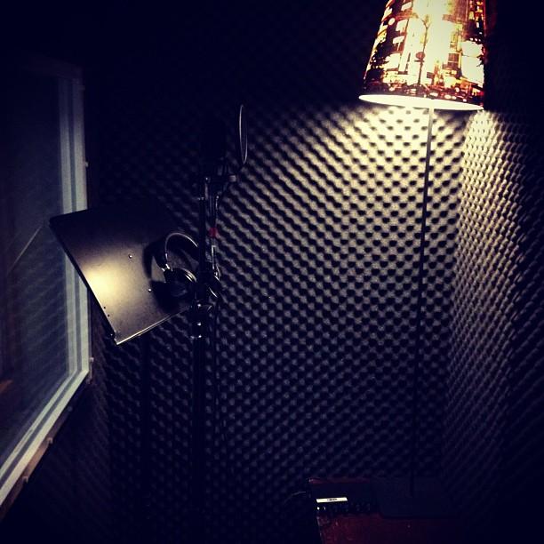 V.O. Recording
