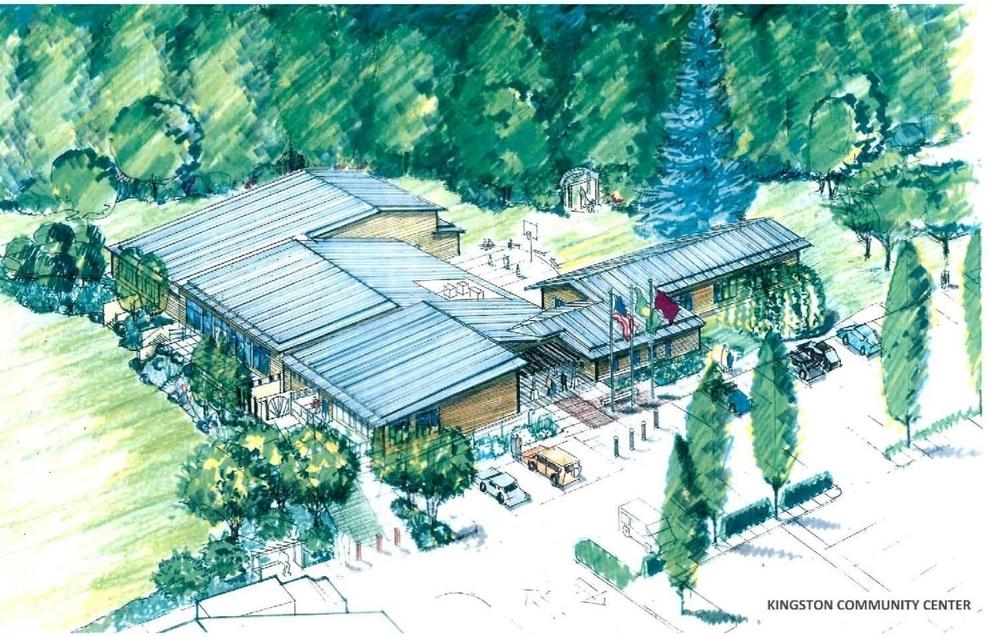 Kingston Community Center -Miles Yanick & Company Architects