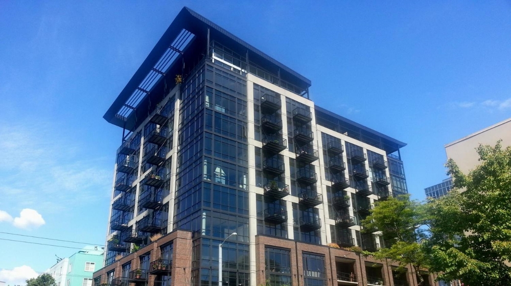 Mosler Lofts - Mithun Architects