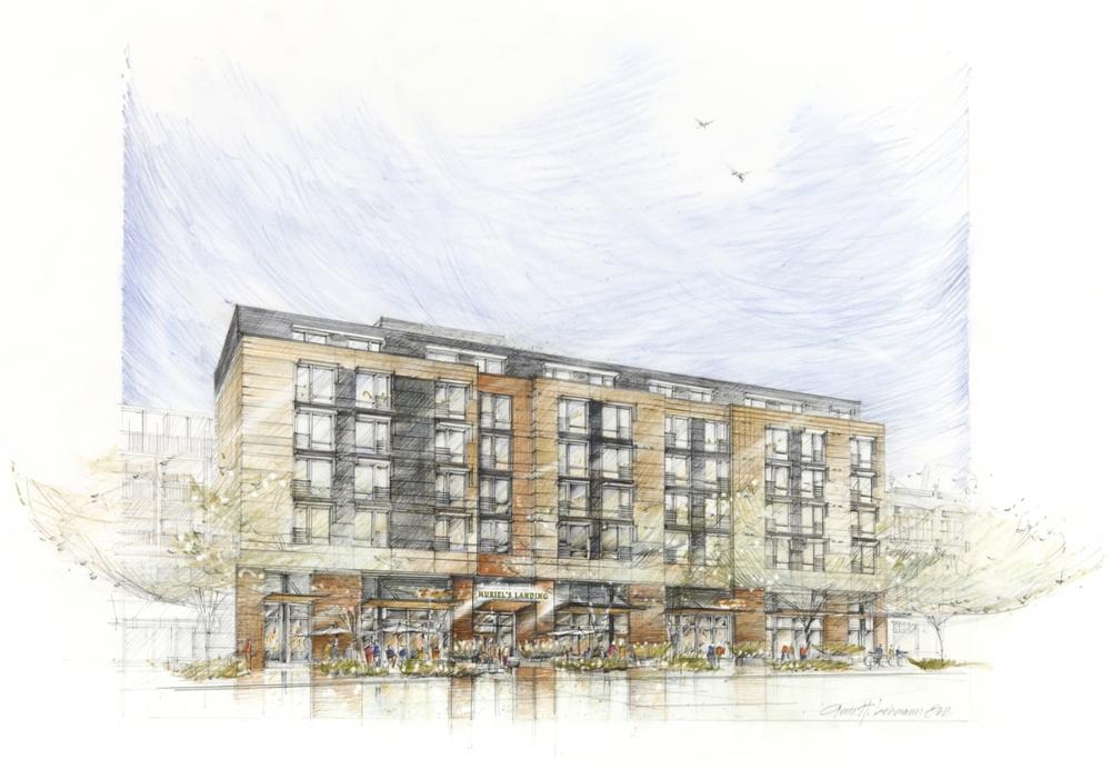Muriels Landing - Caron Architects