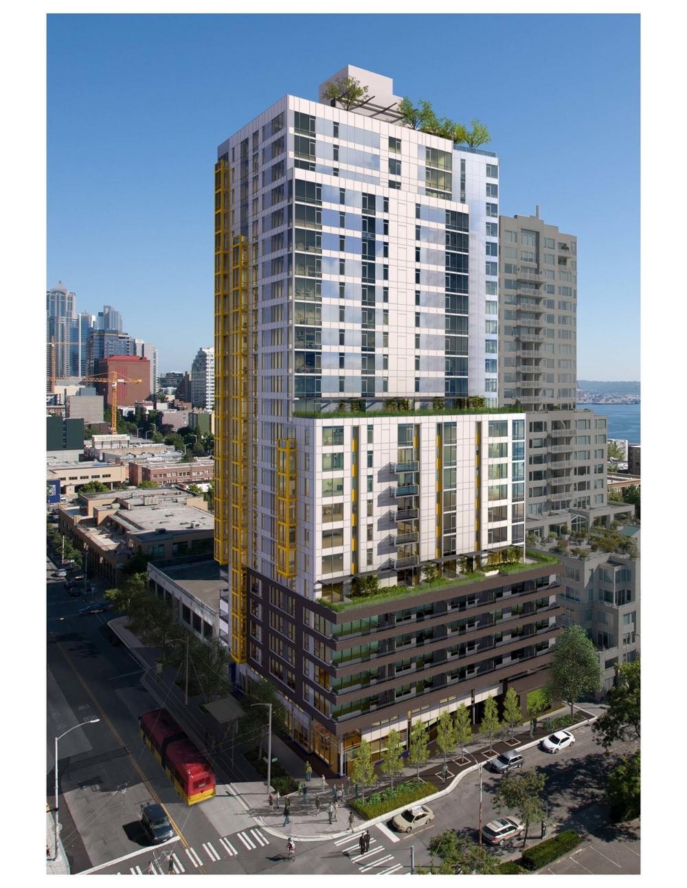 225 Cedar St - Hewitt Architects