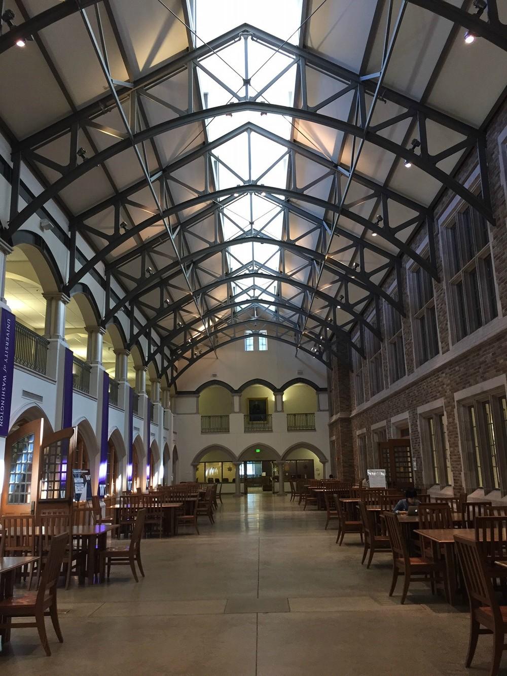 University of Washington - Miller Hall  Architects Buffalo Design