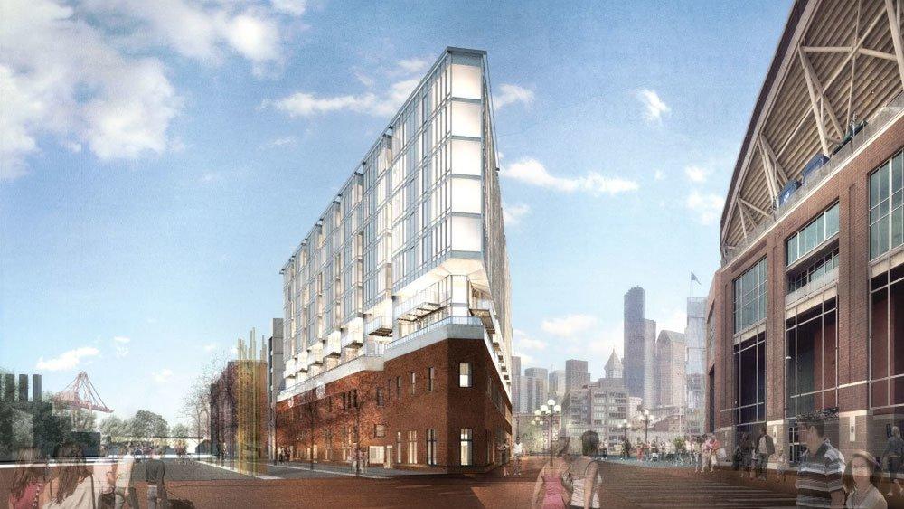 Grid Iron - Seattle   bARC / babienko ARCHITECTS