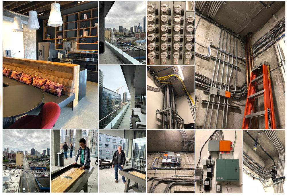 2017 DJC Building of the Year - AMLI Arc - For the 2nd year in a row, BrN Engineering is the Electrical Engineer of Record for the DJC's Building of the Year Award. BrN provided Engineering Design Services in partnership with VECA Electric for the AMLI Arc Residential High-Rise Tower Project.  We consider it a great honor to be the Electrical Engineer of Record and a contributing member of a great design-build team. Developer: Mortenson DevelopmentArchitect: ZGF Architects