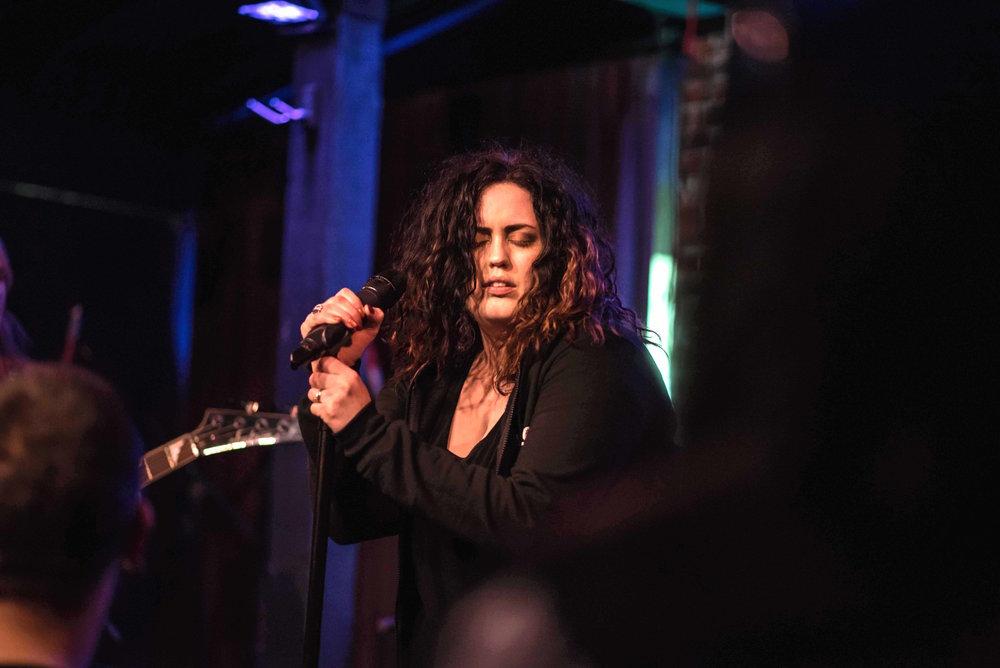 Sang Sarah at Open Chord | Photo by  Rachel Craig
