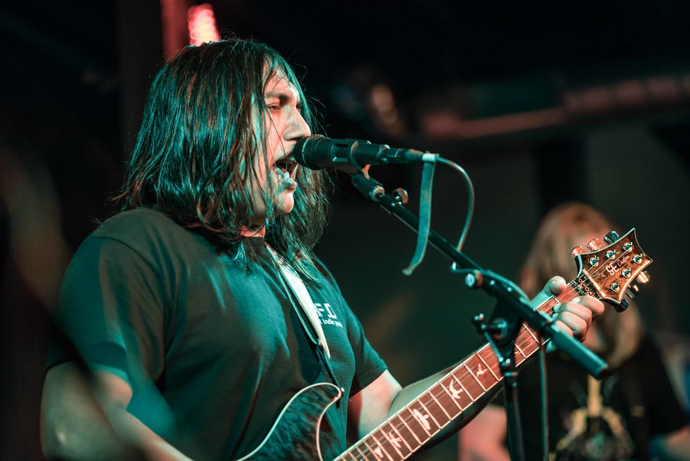 Heartsick Rocks The Open Chord With Autumn Reflection, Crowns, and ...