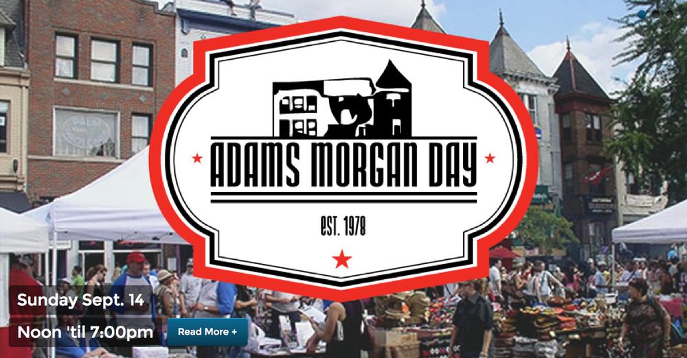 Adams Morgan Day 2014
