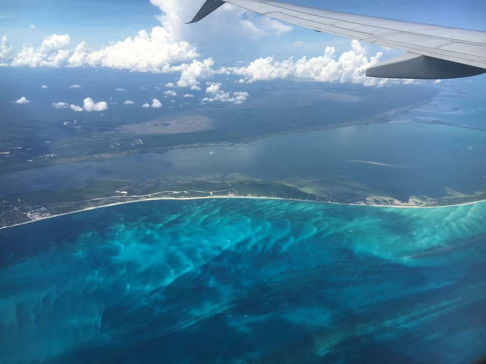 airplane-photography-over-cancun-mexico