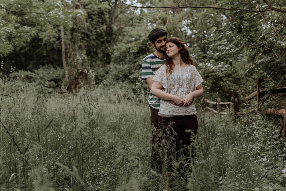 wooded-engagement-session-lehigh-valley-photography