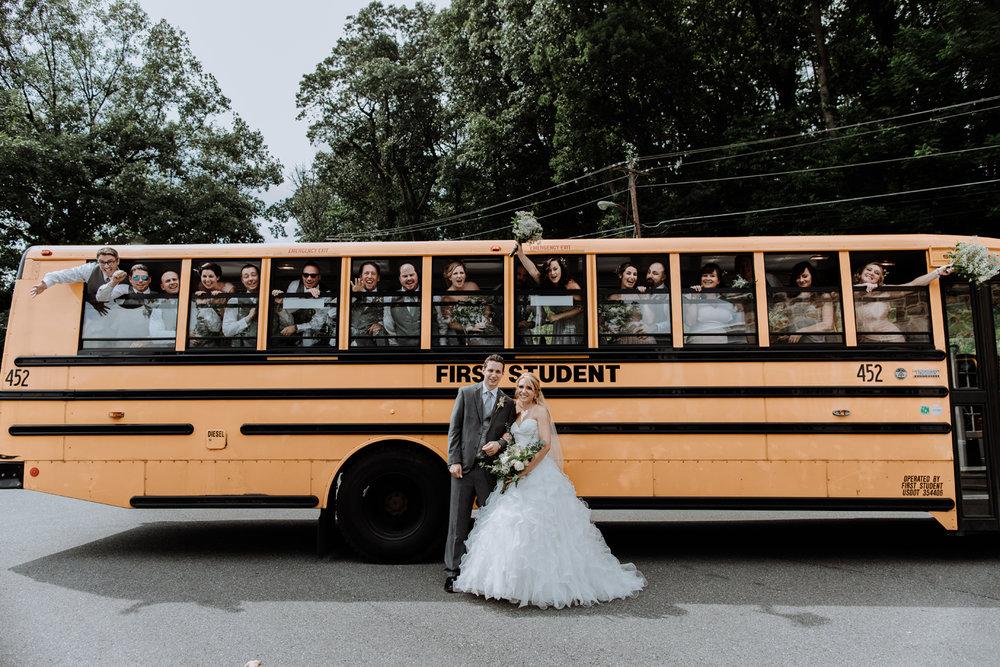 silver-creek-country-club-wedding-day-bus-shot