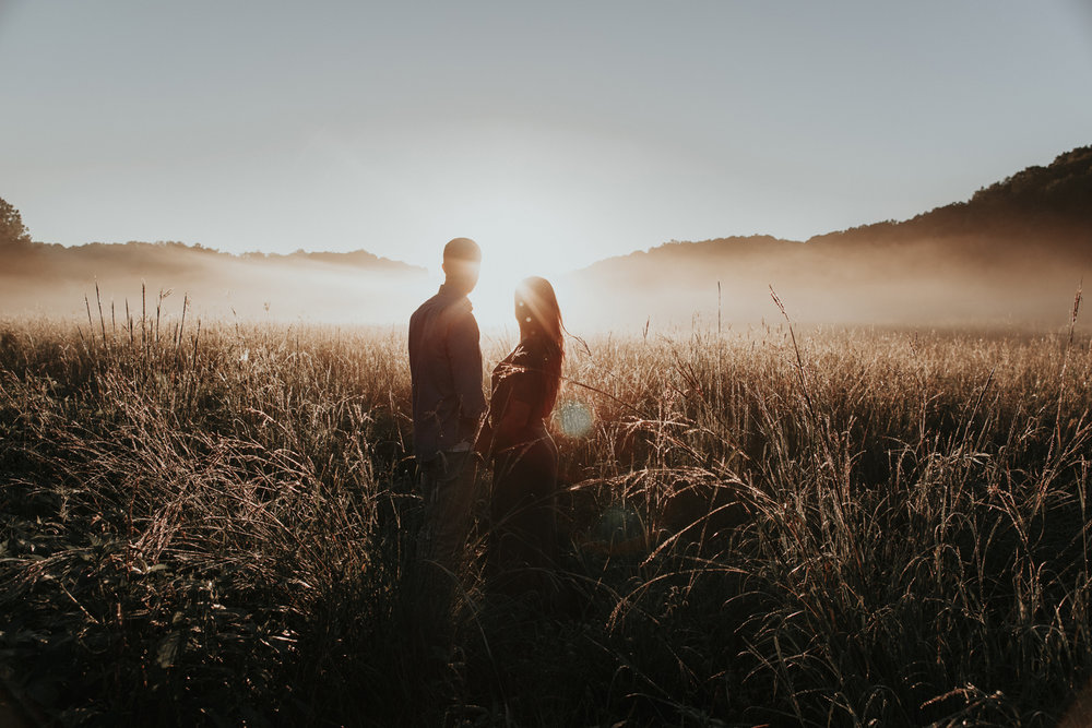 the-laurels-preserve-coatesville-pa-sunrise-engagement-photographer