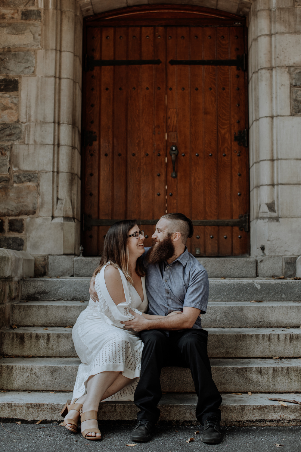 lehigh-university-alumni-memorial-building-engagement-photography