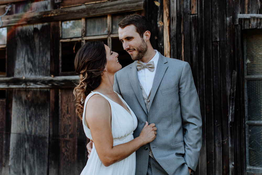 bride-and-groom-portrait-rustic-barn-pennsylvania-wedding-photography