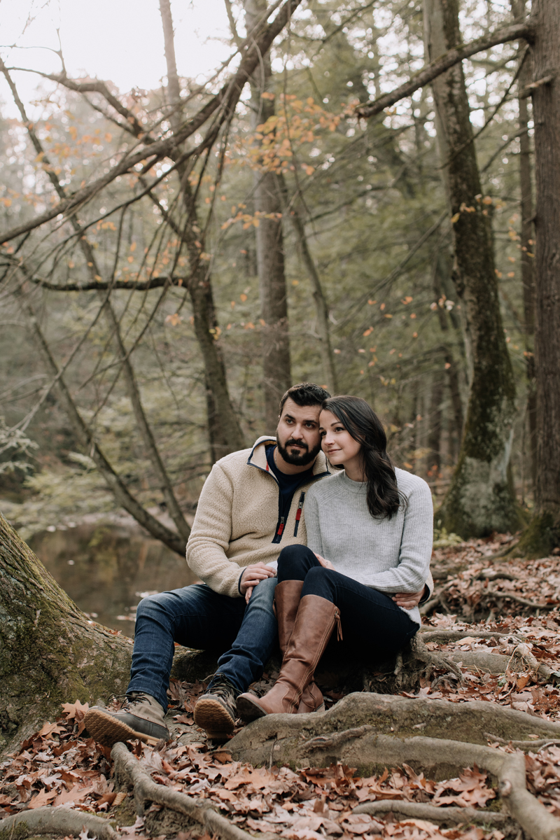 jacobsburg-park-engagement-photography-portrait