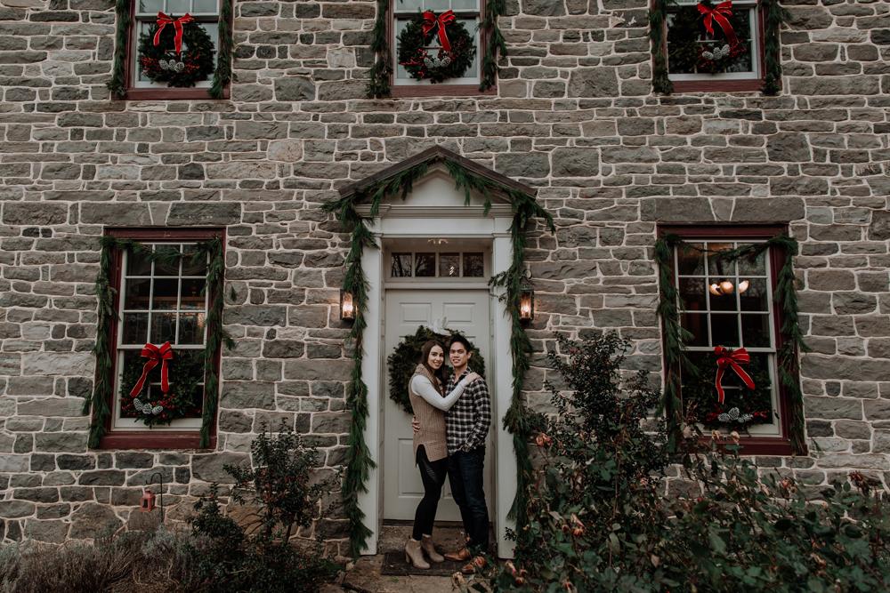 perfect-christmas-tree-farm-nj-engagement-photographer-building