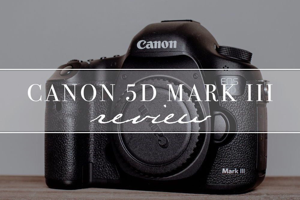 Canon 5d Mark Iii 2018 Review