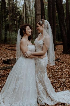 Savanah Nicky Moody Fall Pocono Wedding Lehigh Valley Wedding
