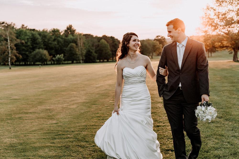 Wedding Photography Lehigh Valley: Indian Hills Golf Club