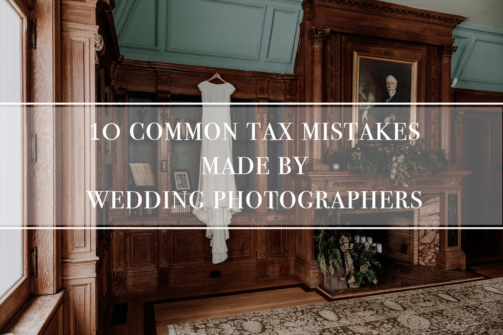 10-tax-mistakes-made-by-wedding-photographers