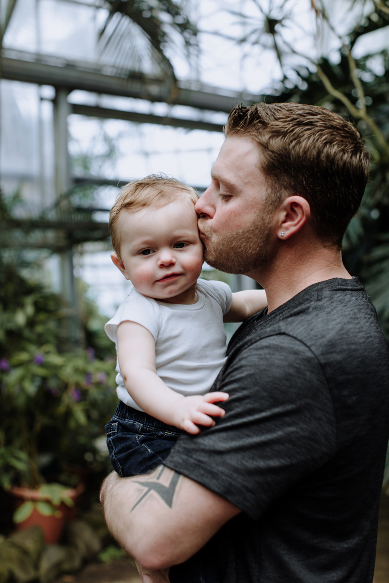 lehigh-valley-photographer-otts-exotic-plants-greenhouse-dad-and-son-session