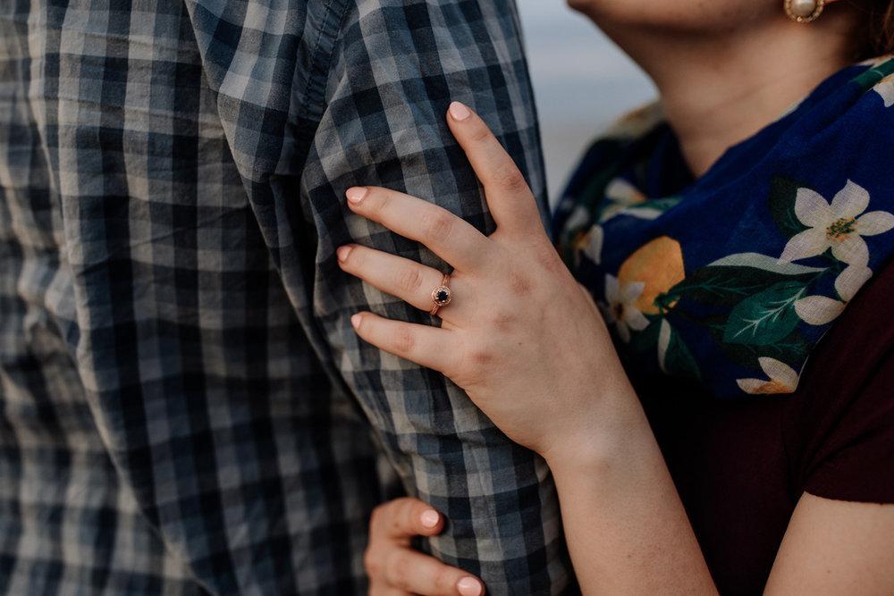 cedar-point-beach-sandusky-ohio-engagement-photography-ring