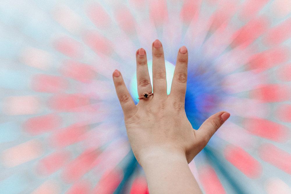 cedar-point-beach-sandusky-ohio-engagement-photographer-ring-hand