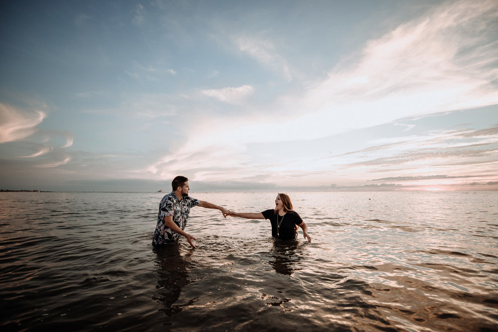 sunset-new-jersey-beach-engagement-photography