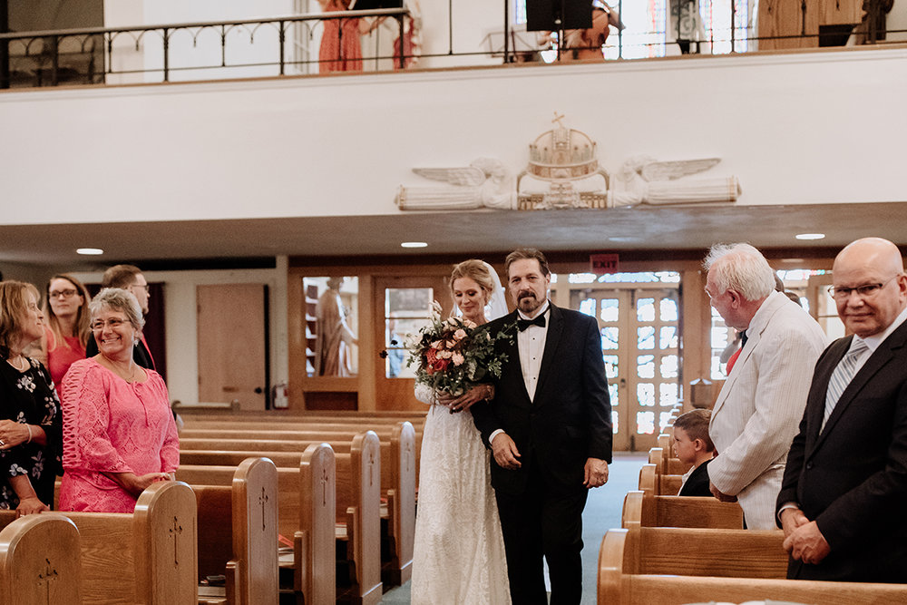 lehigh-valley-church-wedding-bride-walking-down-isle