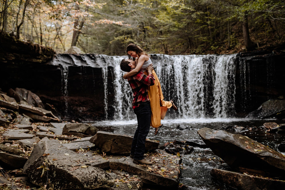 ricketts-glen-engagement-photography-7