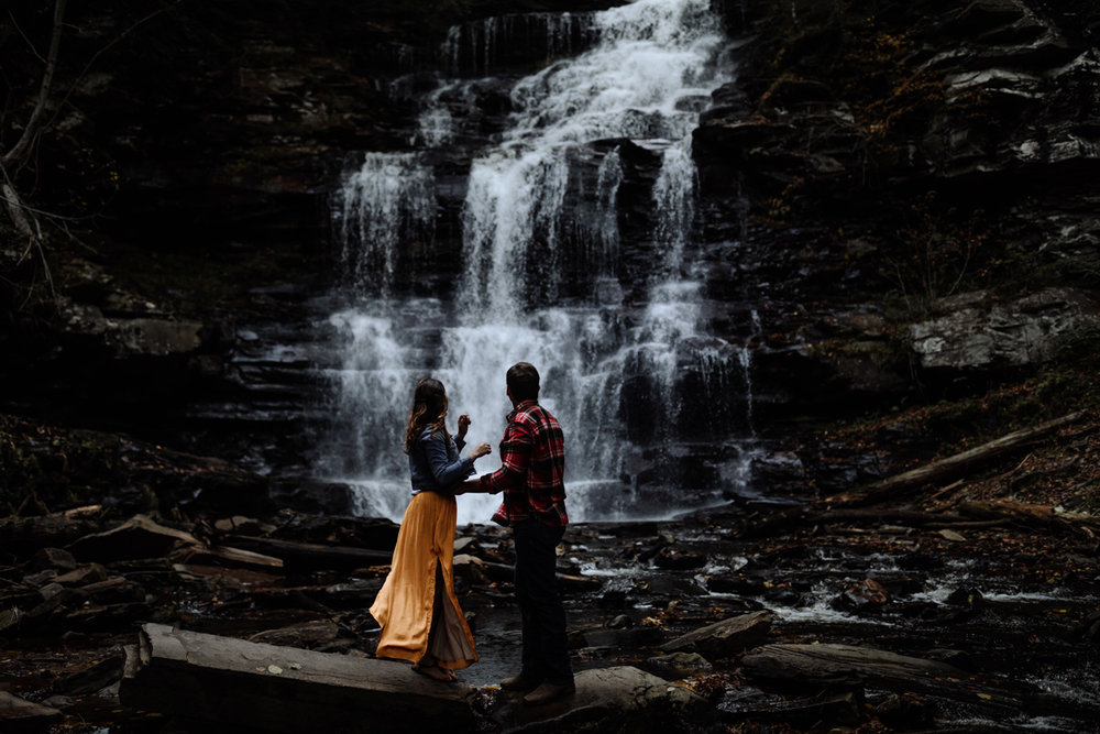 ricketts-glen-engagement-photography-6