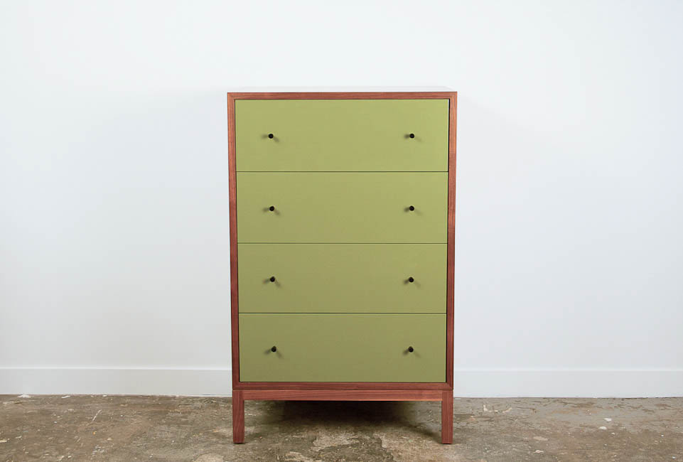 WalnutChestofDrawers