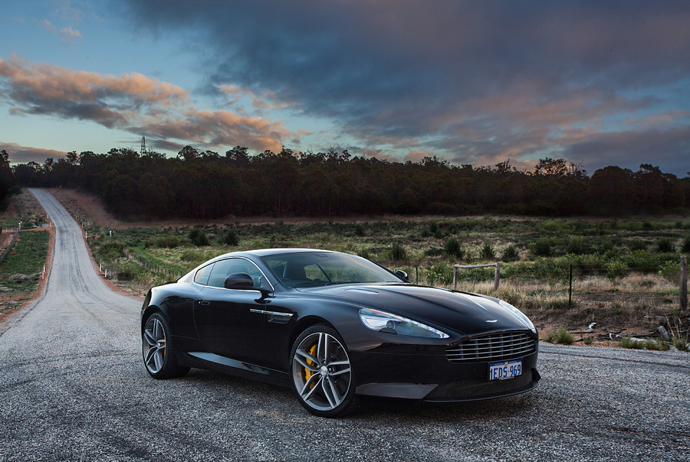 Aston Martin DB Jan Glovac Photography Perth Automotive - Aston martin marin